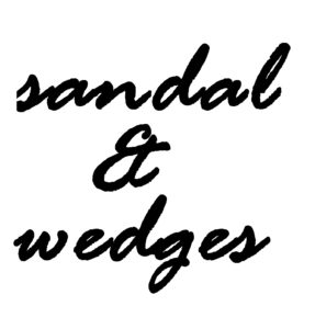 Wedge & Sandals