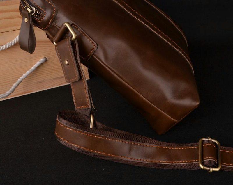 men-briefcase-brown-leather-lightweight-side