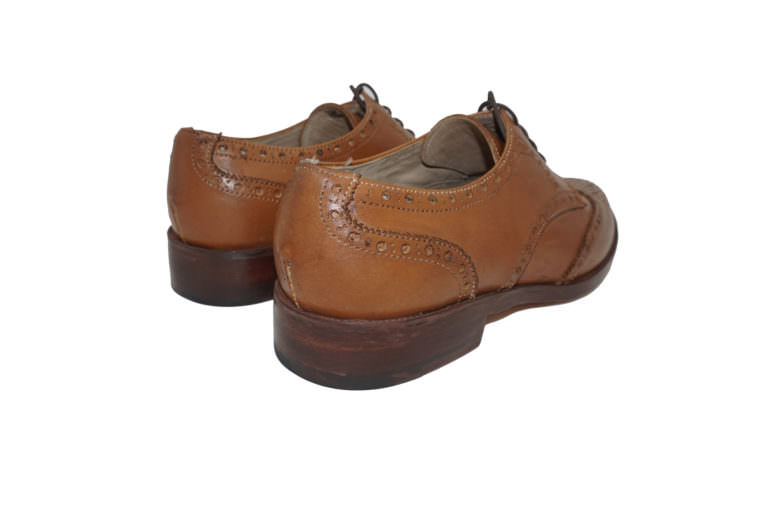 light-brown-wingtip-derby-shoe-back