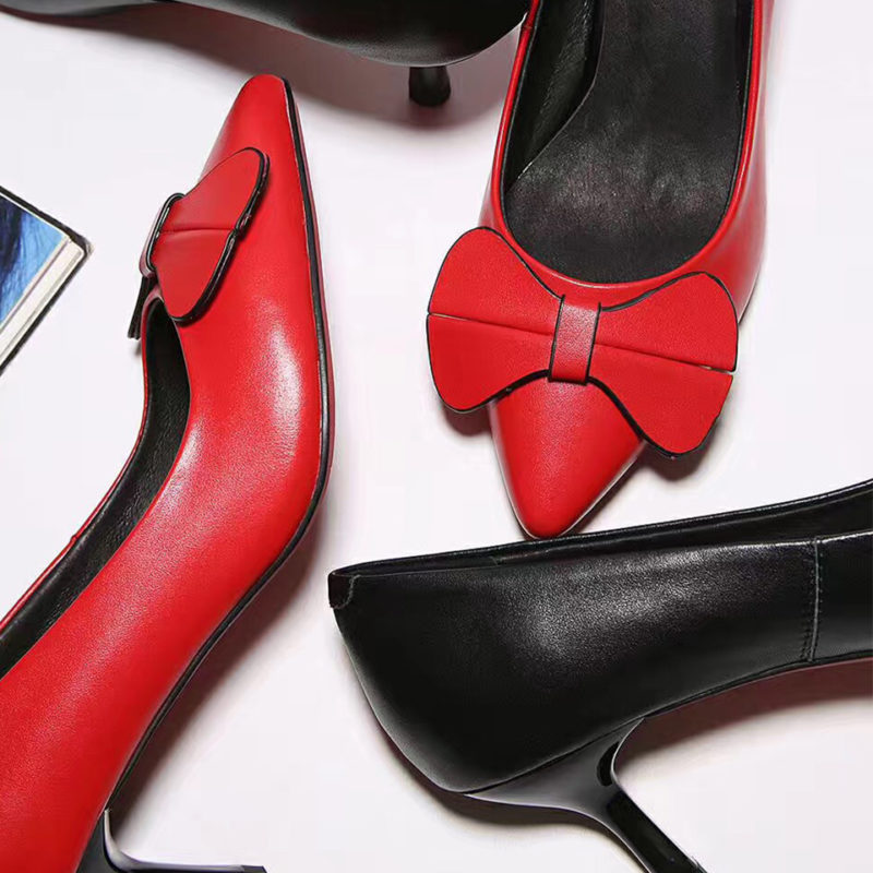 red-bow-embellished-low-pump-heel-mix