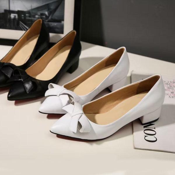 white-leather-kitten-heel