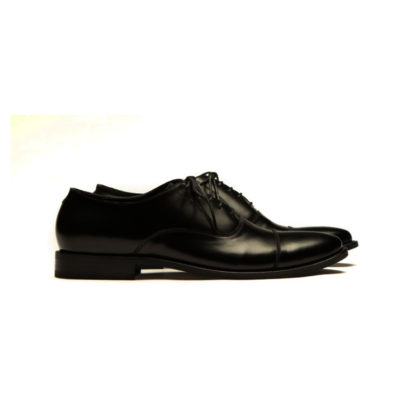 Captoe Oxford Black
