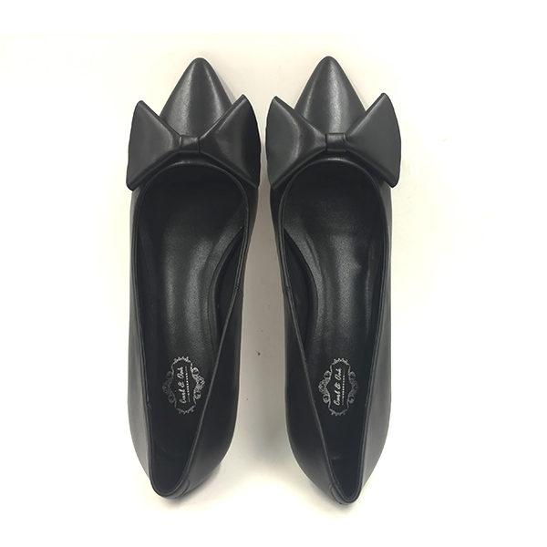 black-leather-ribbon-kitten-heels-3