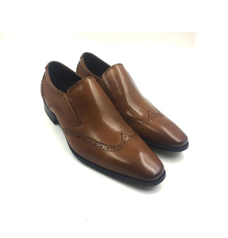 brown-wingtip-slipon-leather-shoes-1