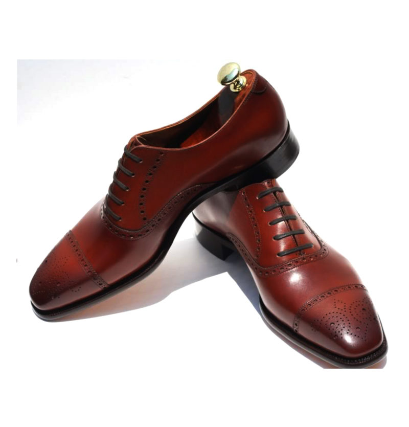 burgundy-oxford-cap-toe-brogues-leather-men-shoe