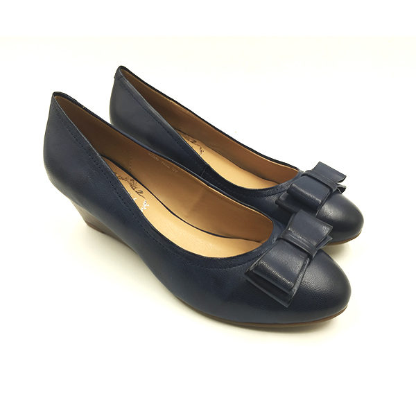 navy-leather-ribbon-wedge-1