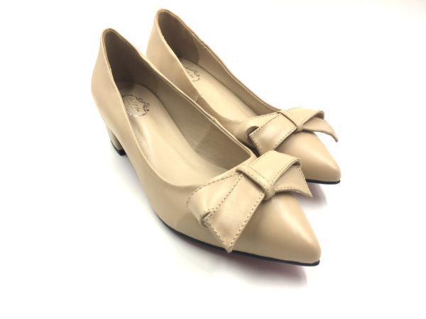 nude-leather-ribbon-block-heels-1