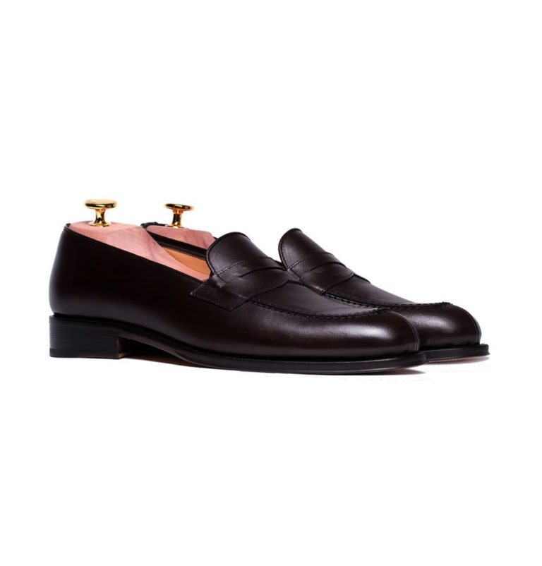 penny-loafers-shoes-brown-burgandy