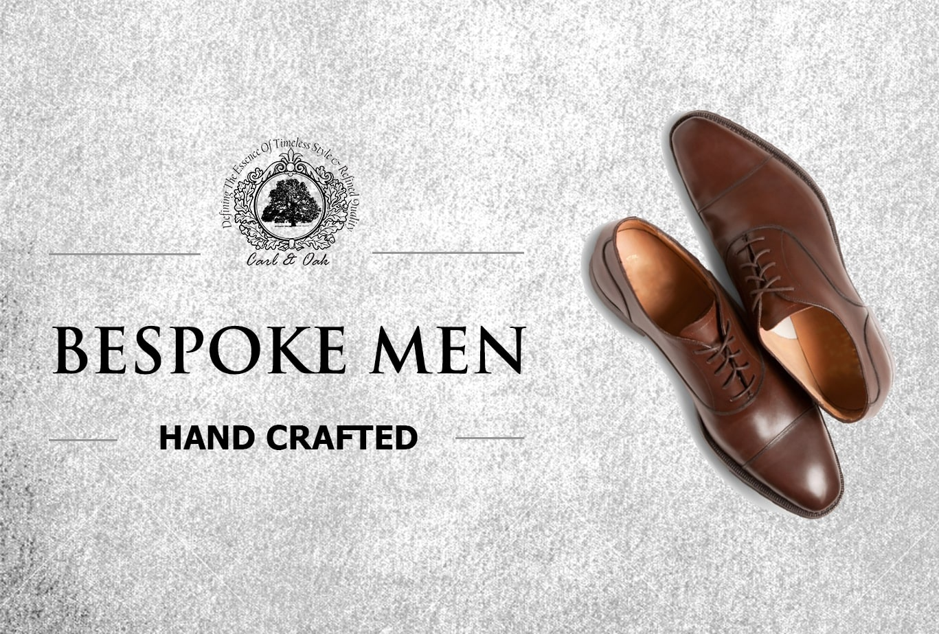 carl oak custom men shoes singapore